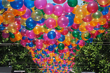 The Best Balloon Décor for Your Important Gathering