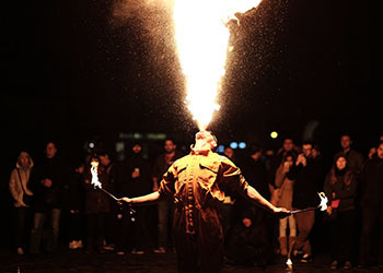 Fire Breathing for Your Next Event
